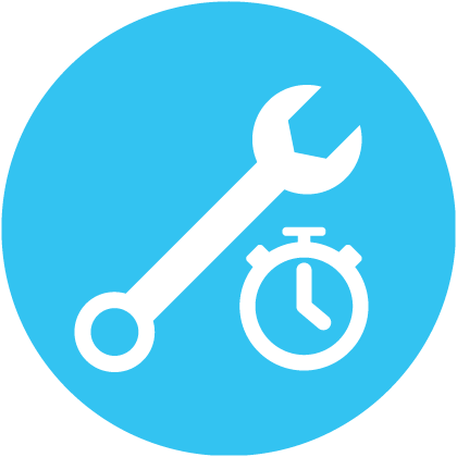 Predictive Scheduling Icon